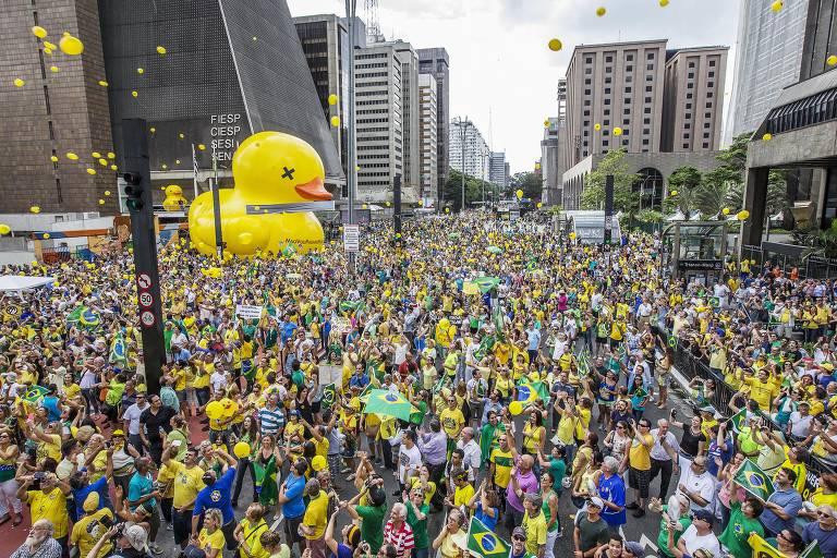 O Brasil entre 7 e 12 de setembro