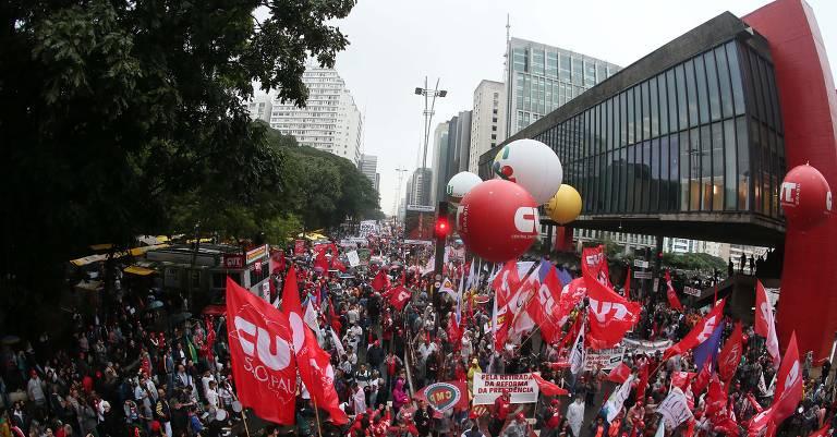 Centrais sindicais apelam ao passado para tentar convencer CUT a participar de atos de 12 de setembro