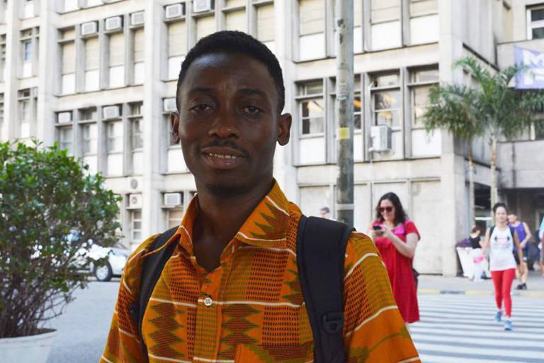 Após fugir de guerra civil, marfinense se torna 1º doutor em relações internacionais da Uerj