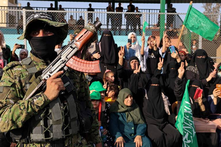 Hamas faz guerra contra acordos de paz de Israel com países árabes