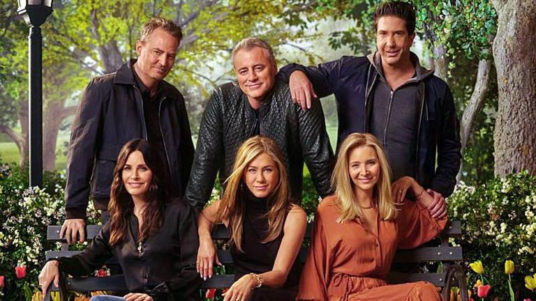 Reencontro de 'Friends': 10 dos melhores momentos