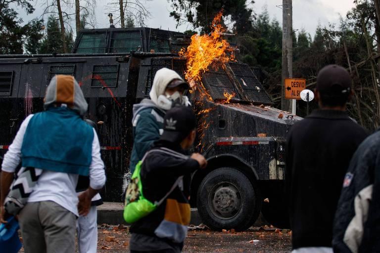Um ponto de virada para a democracia colombiana