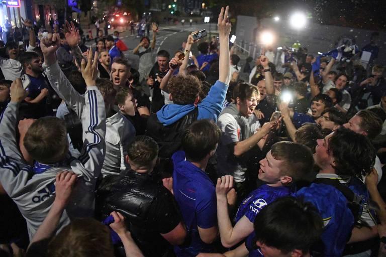Final da Champions League, no Porto, em 29 de maio
