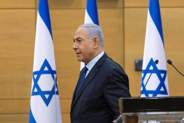 Netanyahu ataca coalizão que pode pôr fim a sua era de poder em Israel