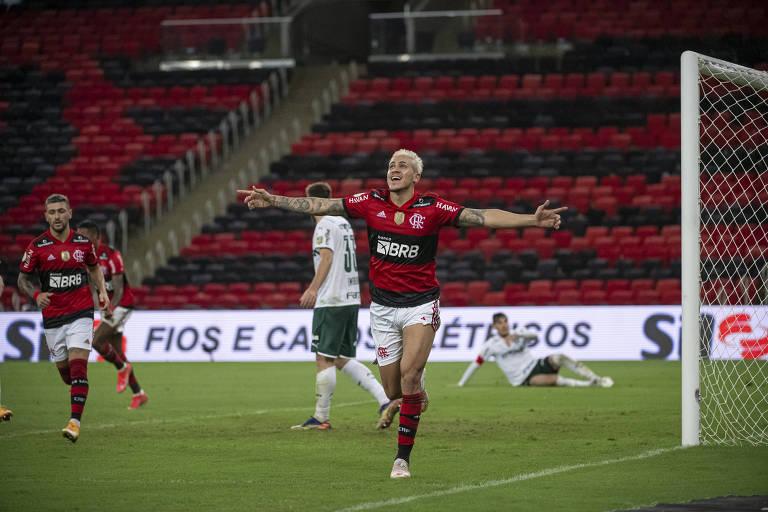 Logo na primeira rodada, Flamengo mostra a diferença de seu time para os demais