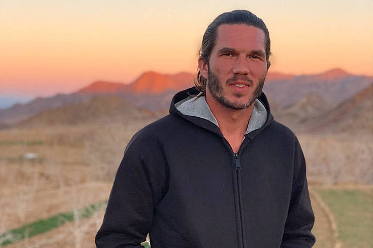 Benjamin Brière, 35, em foto da conta do Twitter de seu advogado