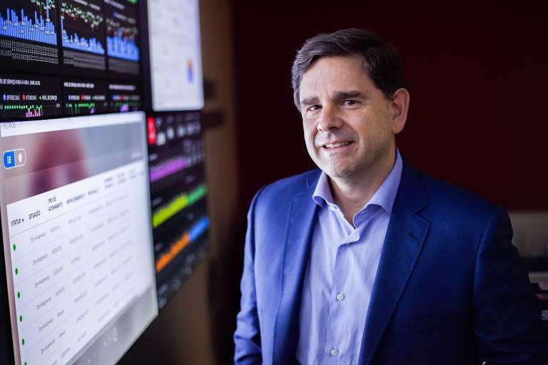 Ney Dias, diretor geral da Bradesco Auto/RE