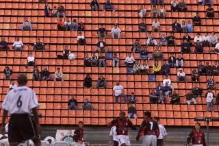 Estádio Vazio...