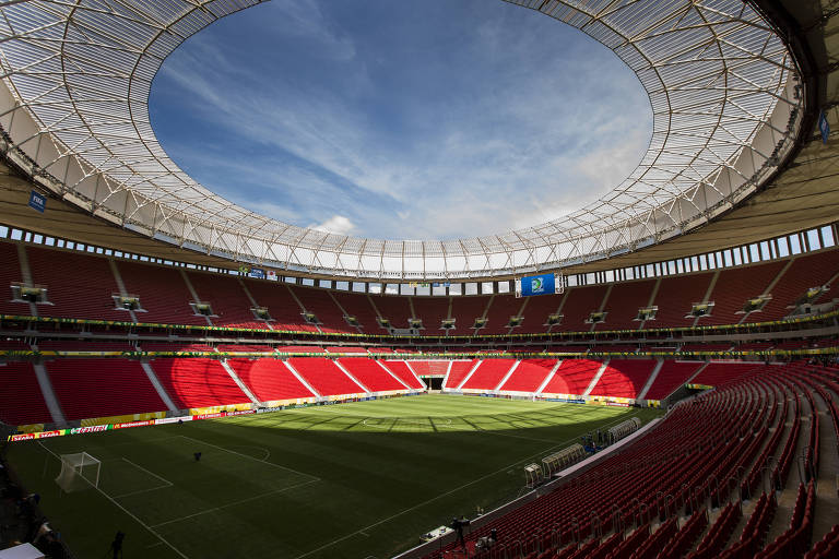 Flamengo jogará Libertadores com público de 15 mil em Brasília