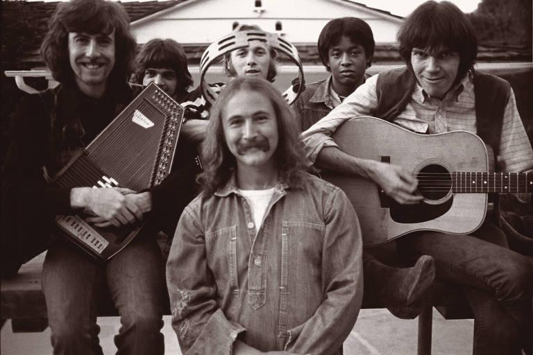 Clássico hippie 'Déjà Vu', de Crosby, Stills, Nash & Young, é relançado após 51 anos