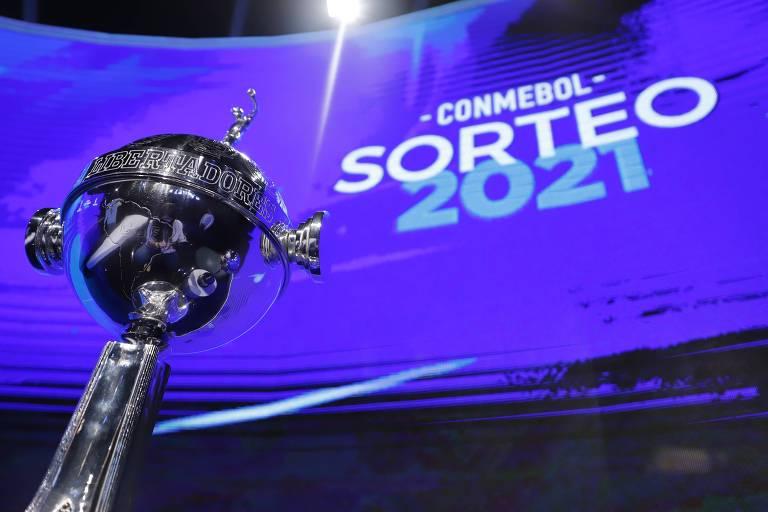 Veja os confrontos das oitavas de final da Libertadores