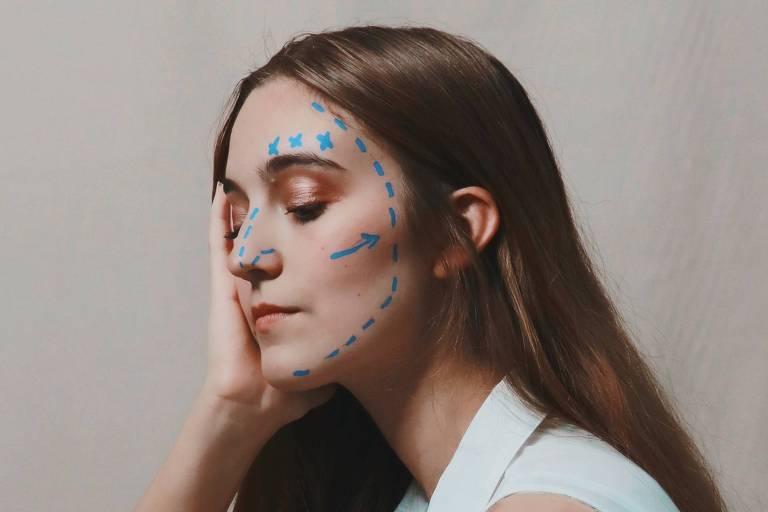 Riscos da harmonização facial