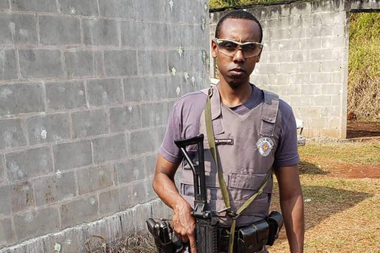 Corpo encontrado na zona sul de SP é de PM desaparecido, segundo a polícia