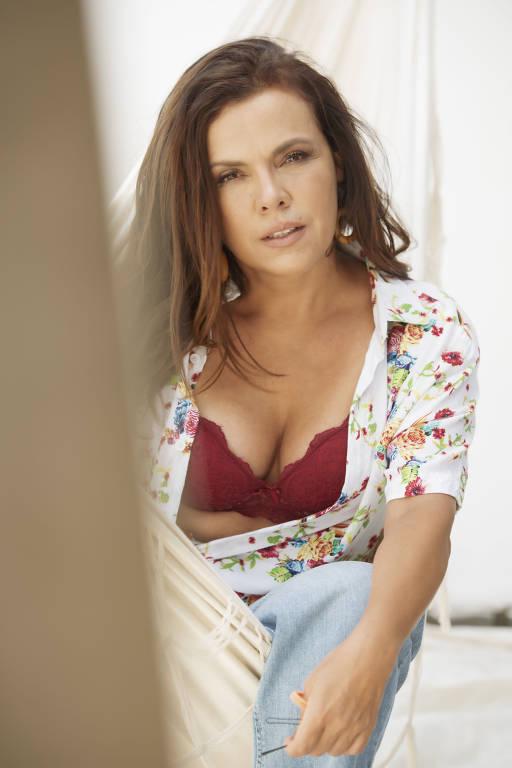 Imagens da atriz Marcella Muniz