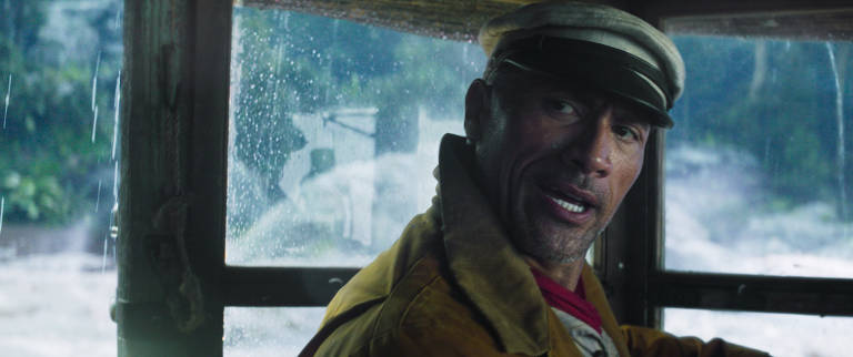 Imagens do filme Jungle Cruise