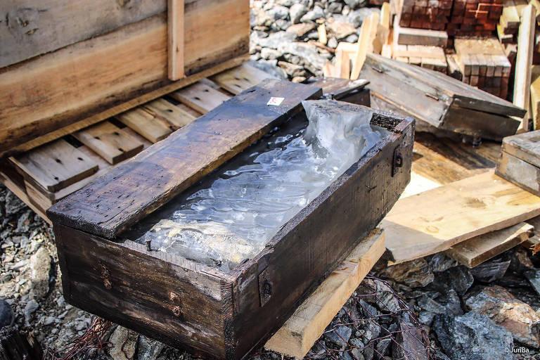 Derretimento de geleiras expõe relíquias congeladas da Primeira Guerra Mundial