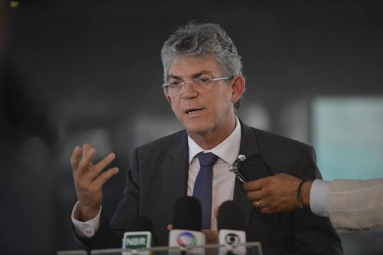 Ricardo Coutinho, ex-governador da Paraíba, negocia volta ao PT