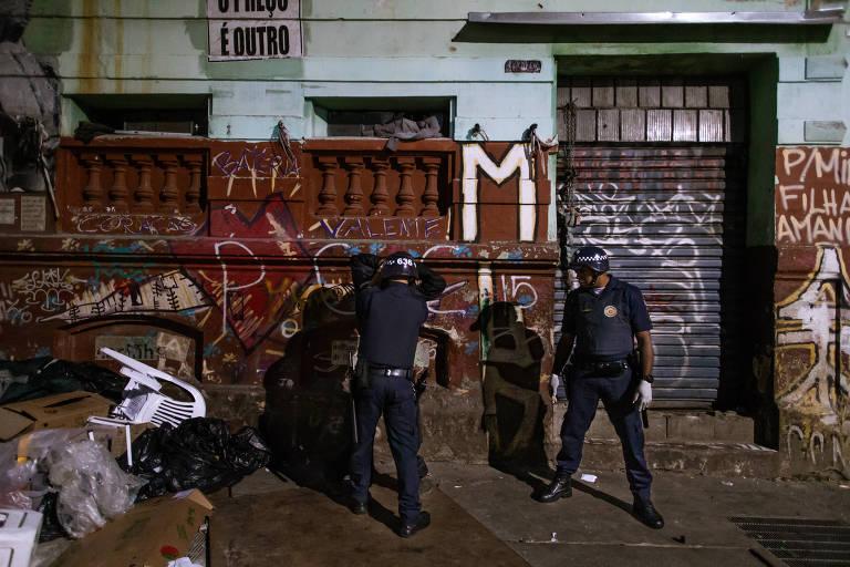 Promotoria abre ação para que GCM deixe de atuar como força policial na cracolândia