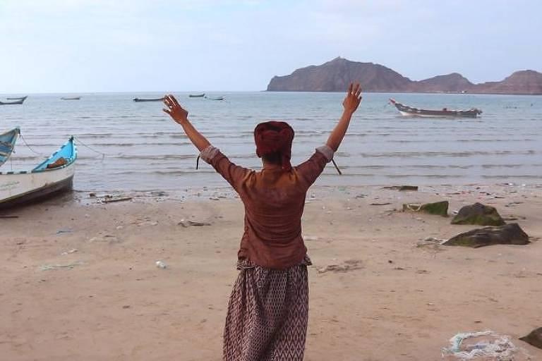 Um grupo de pescadores no Iêmen fez uma descoberta que mudou suas vidas