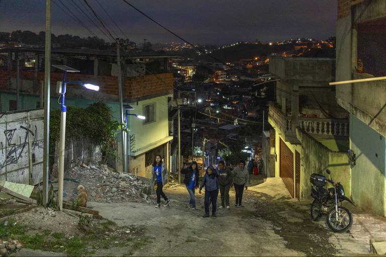 Imagens que traduzem o impacto social