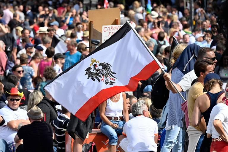 Pandemia impulsiona posts antissemitas na Europa