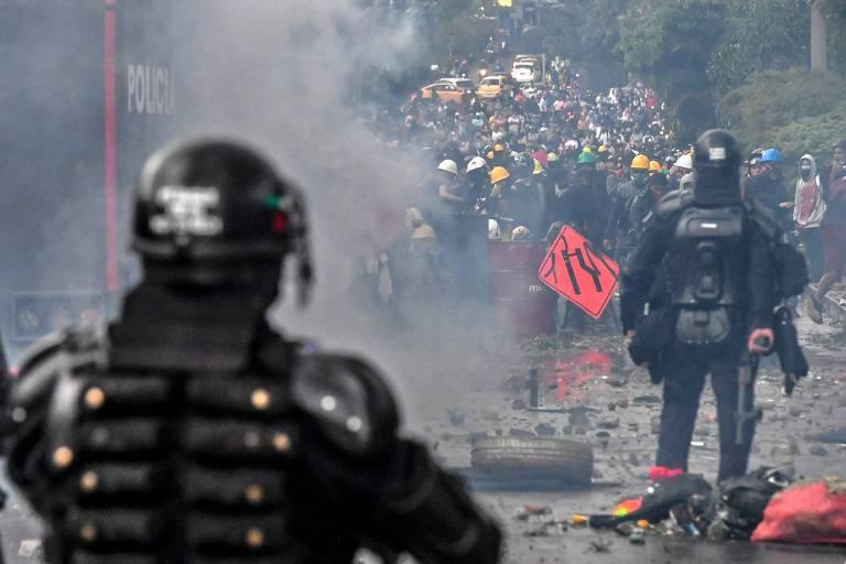 A explosão social na Colômbia e a crise do uribismo