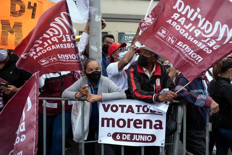 Eleições simultâneas no México são as mais importante das últimas décadas