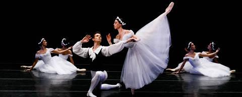 'Les Sylphides', remontagem de Ana Botafogo que será apresentada no Teatro Sérgio Cardoso
