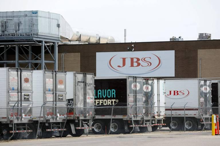 JBS pagou US$ 11 mi em resposta a ataque ransomware em operações na América do Norte