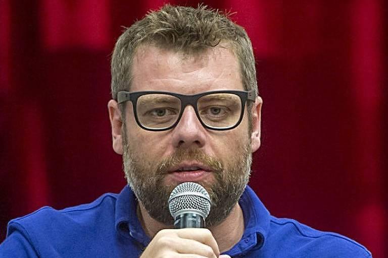 Cris Gomes, diretor do Faustão