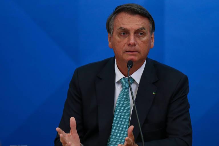 Pressionado por desmatamento, Bolsonaro diz que Brasil 'tem orgulho' de preservar Amazônia