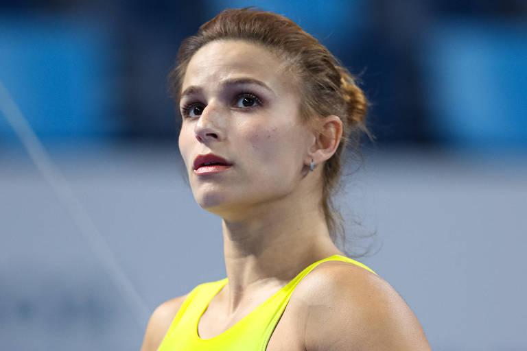 Jade Barbosa tem nova lesão e dá adeus para a chance de ir à Olimpíada
