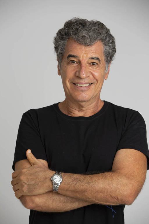 Imagens do ator Paulo Betti