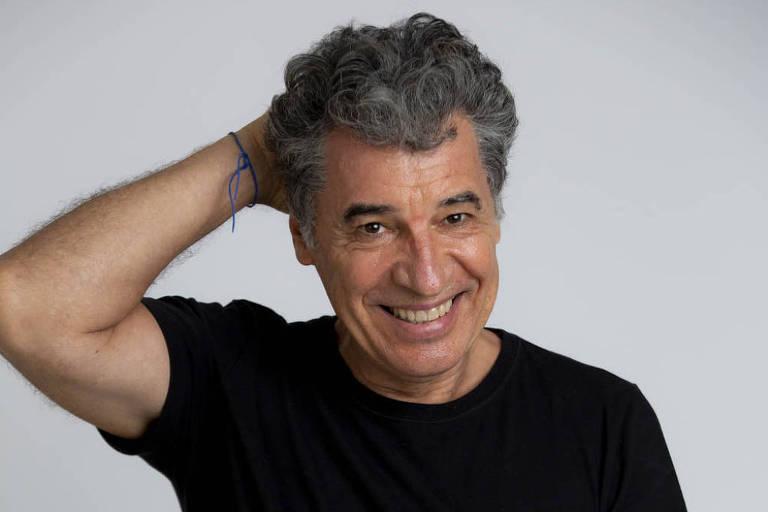 Paulo Betti diz que até hoje perguntam se ele é gay após Téo Pereira