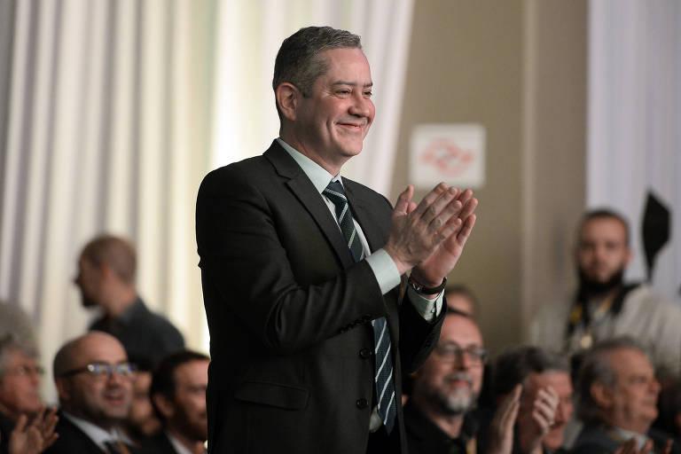 Rogério Caboclo comparece a evento em São Paulo em 2019
