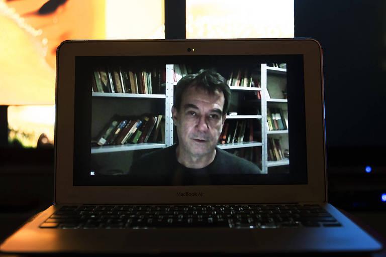 O professor Paulo Ribeiro da Cunha, da Unesp