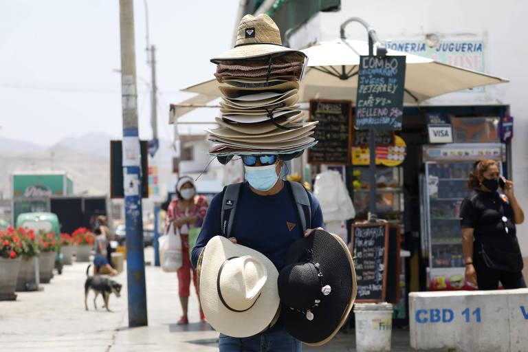 Economia do Peru está atolada na armadilha de renda média