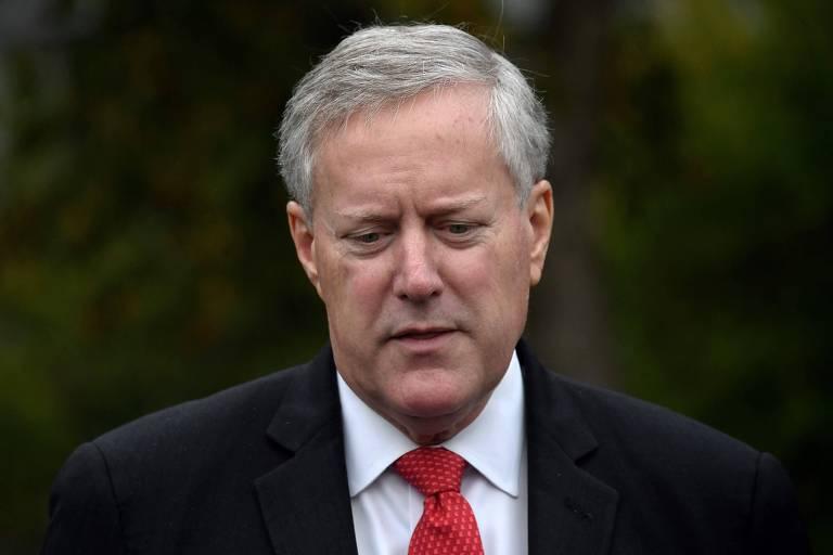 Chefe de gabinete de Trump pressionou Justiça para investigar suposta fraude eleitoral