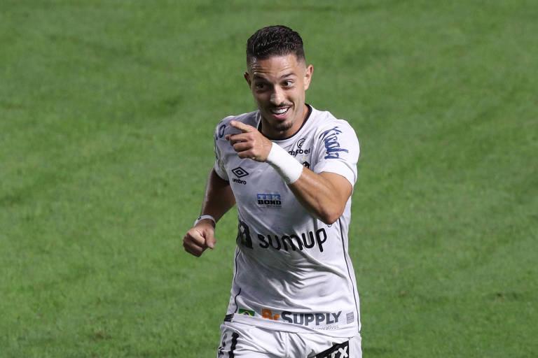 Golaço de Jean Mota ajuda Santos dar fim a jejum contra times da Série A