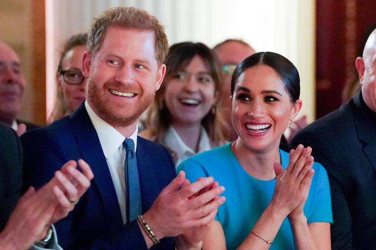 Nasce Lilibet Diana, filha de Meghan Markle e príncipe Harry