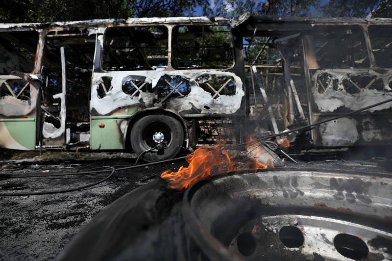 Manaus amanhece nesta segunda sem transporte público e com escolas fechadas