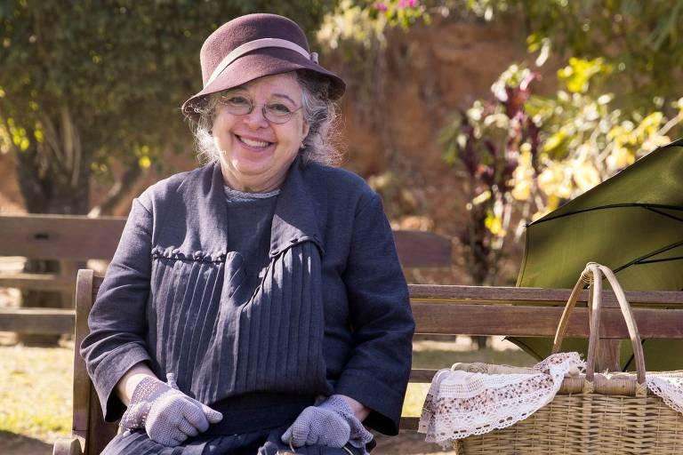 Morre atriz Camila Amado, da série 'Tapas & Beijos' e da novela 'Éramos Seis', aos 82