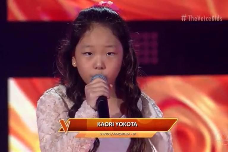 Kaori Yokota no The Voice Kids