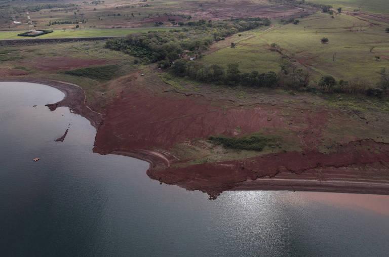Seca na Bacia do Paraná