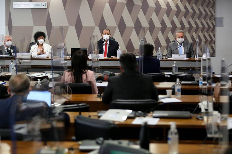 CPI amplia ofensiva e deve votar convocação de supostos membros do gabinete paralelo