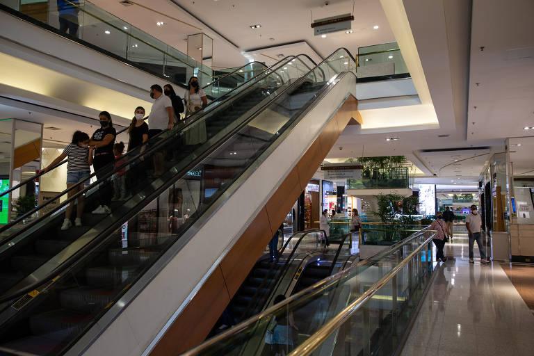 Shoppings na pandemia