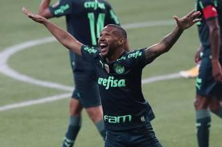 Brasileiro Championship - Palmeiras v Chapecoense