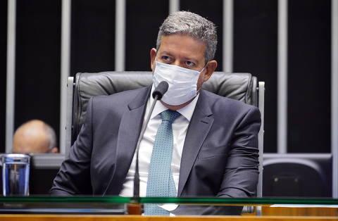 BRASILIA , DF, 12.05.2021 , BRASIL , Discuussão e votação de propostas. Presidente da Câmara, Arthur Lira (PP - AL) .Crédito Pablo Valadares / Câmara dos Deputados