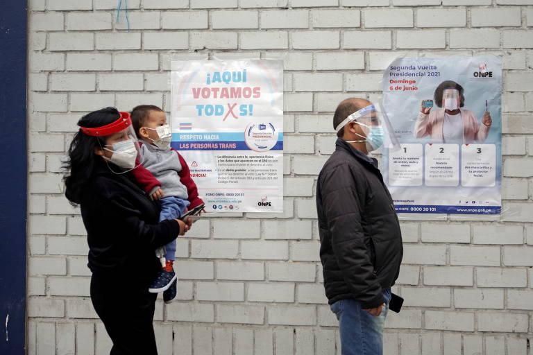 Órgão eleitoral do Peru desiste de ampliar prazo para denúncias de fraude no pleito