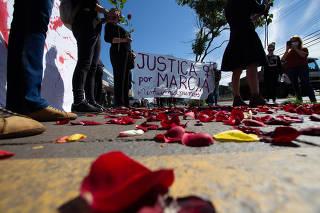 Manifestação Em Julgamento De Feminicídio